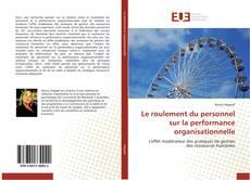 Portada del libro de Le roulement du personnel sur la performance organisationnelle