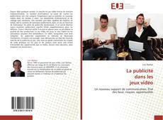 Bookcover of La publicité  dans les  jeux vidéo
