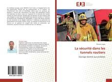 Buchcover von La sécurité dans les tunnels routiers