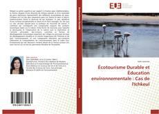 Bookcover of Écotourisme Durable et Éducation environnementale : Cas de l'Ichkeul