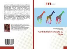 Capa do livro de Conflits Homme-Girafe au Niger