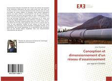Bookcover of Conception et dimensionnement d'un réseau d'assainissement