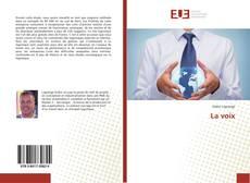 Capa do livro de La voix