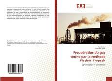 Copertina di Récupération du gaz torche par la méthode Fischer- Tropsch