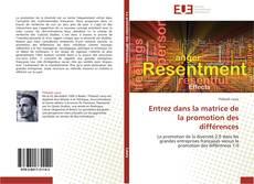 Bookcover of Entrez dans la matrice de la promotion des différences