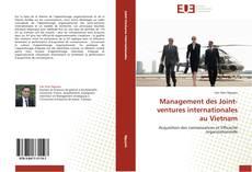 Couverture de Management des Joint-ventures internationales au Vietnam
