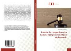 Capa do livro de Jocaste, la coupable ou La Femme rompue de Simone de Beauvoir