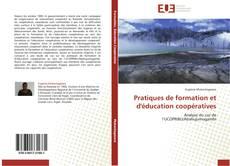 Pratiques de formation et d'éducation coopératives kitap kapağı
