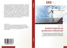 Buchcover von Système hybride de production d'électricité