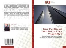 Capa do livro de Etude D'un Bâtiment (R+9) Avec Sous Sol a Usage Multiple