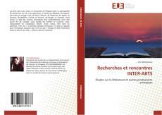 Copertina di Recherches et rencontres INTER-ARTS