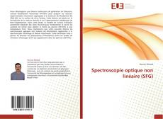 Portada del libro de Spectroscopie optique non linéaire (SFG)