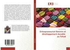 Buchcover von Entrepreneuriat féminin et développement durable au Tchad