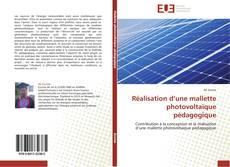 Réalisation d'une mallette photovoltaïque pédagogique的封面