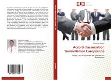 Bookcover of Accord d'association Tunisie/Union Européenne