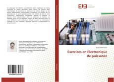 Exercices en Electronique de puissance kitap kapağı