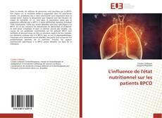 Portada del libro de L'influence de l'état nutritionnel sur les patients BPCO