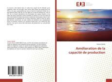 Buchcover von Amélioration de la capacité de production