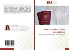 Couverture de Droit d'asile et Union européenne