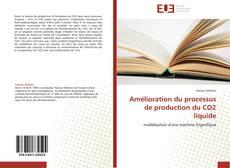 Amélioration du processus de production du CO2 liquide kitap kapağı