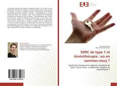 Bookcover of SDRC de type 1 et kinésithérapie : où en sommes-nous ?
