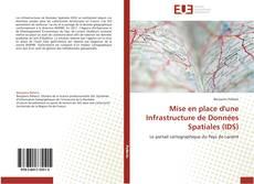 Couverture de Mise en place d'une Infrastructure de Données Spatiales (IDS)