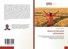 Обложка Genre et Sécurité alimentaire