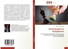 Buchcover von Accompagner le changement