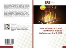 Couverture de Mise en place de portail d'entreprise avec les technologies IBM & J2EE