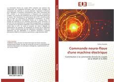Couverture de Commande neuro-floue d'une machine électrique
