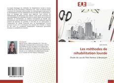 Capa do livro de Les méthodes de réhabilitation lourde