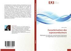 Caractérisation des supraconducteurs kitap kapağı