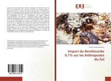 Bookcover of Impact du Bendiocarbe 0.1% sur les Arthropodes du Sol