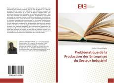 Bookcover of Problématique de la Production des Entreprises du Secteur Industriel