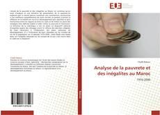 Couverture de Analyse de la pauvrete et des inégalites au Maroc