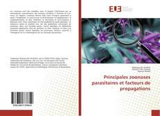 Обложка Principales zoonoses parasitaires et facteurs de propagations