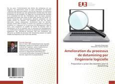 Amelioration du processus de datamining par l'ingénierie logicielle kitap kapağı