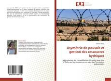 Bookcover of Asymétrie de pouvoir et gestion des ressources hydriques