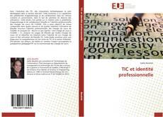 TIC et identité professionnelle kitap kapağı