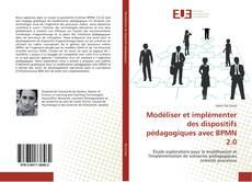 Copertina di Modéliser et implémenter des dispositifs pédagogiques avec BPMN 2.0