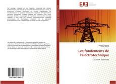 Couverture de Les fondements de l'électrotechnique
