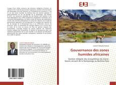 Portada del libro de Gouvernance des zones humides africaines