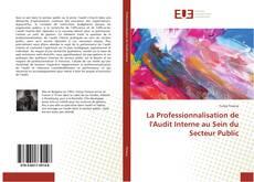Bookcover of La Professionnalisation de l'Audit Interne au Sein du Secteur Public