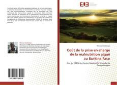 Bookcover of Coût de la prise en charge de la malnutrition aiguë au Burkina Faso