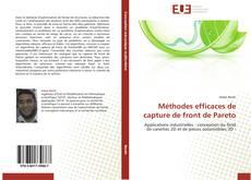 Bookcover of Méthodes efficaces de capture de front de Pareto