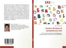 Capa do livro de Savoirs de base et compétences clés