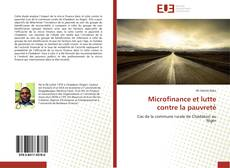 Bookcover of Microfinance et lutte contre la pauvreté