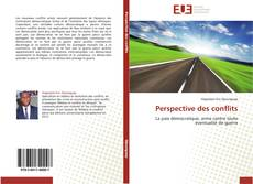 Bookcover of Perspective des conflits