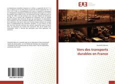 Portada del libro de Vers des transports durables en France