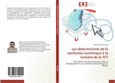 Capa do livro de Les déterminants de la confiance numérique à la lumière de la TCT